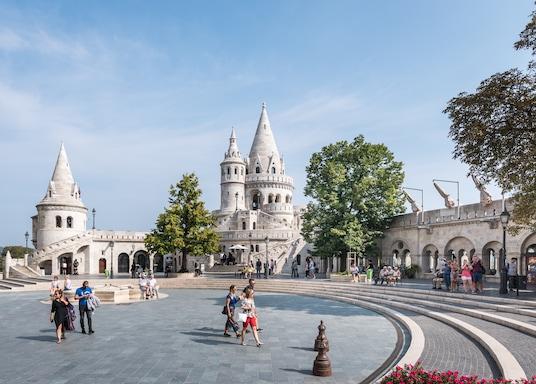 Gradsko središte Budimpešte, Mađarska