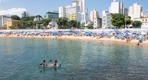 Strand von Porto da Barra