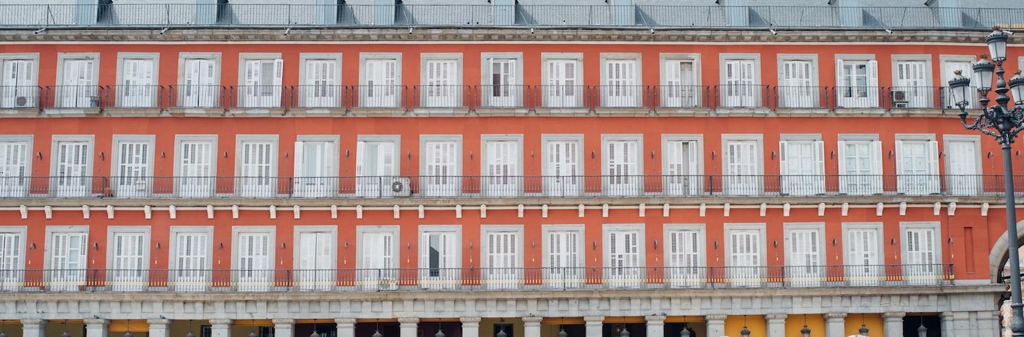 マドリード, スペイン