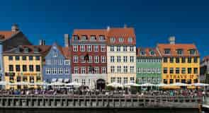 Nyhavn - Amalienborg