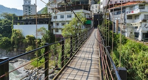 Lushan Suspension Bridge