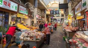 Seogwipo Maeil Olle piac