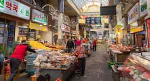 서귀포 매일 올레 시장