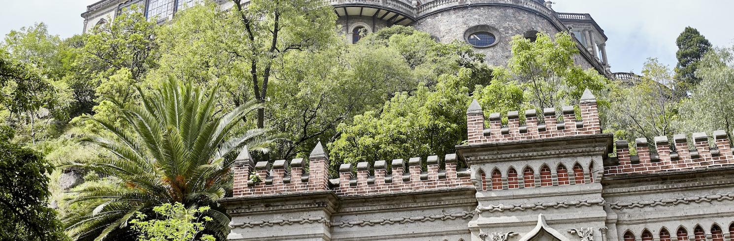 Chapultepec, Mexico