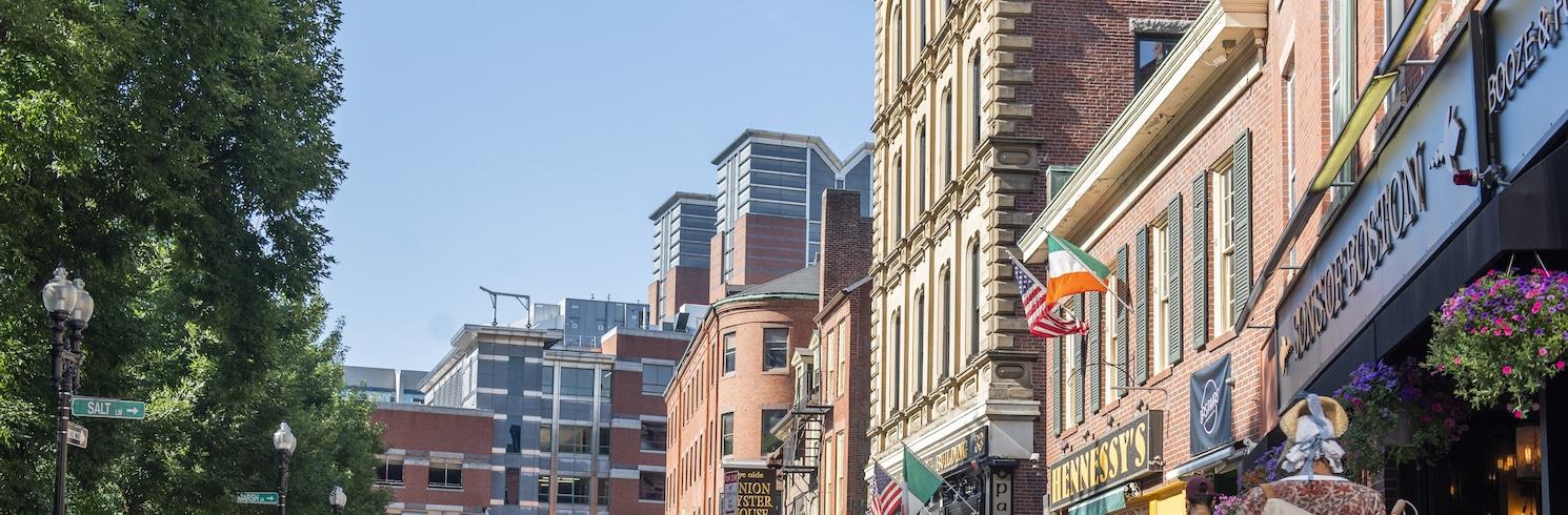Boston, Massachusetts, Stany Zjednoczone