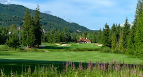 "Golfo klubas ""Fairmont Chateau Whistler Golf Club"""