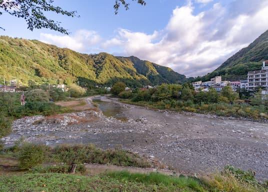 Kamimoku Onsen, Japón