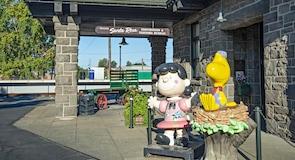 Railroad Square történelmi városrész