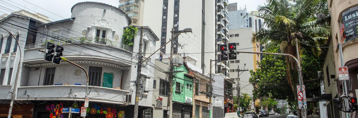 Sao Paulo, Brasiilia