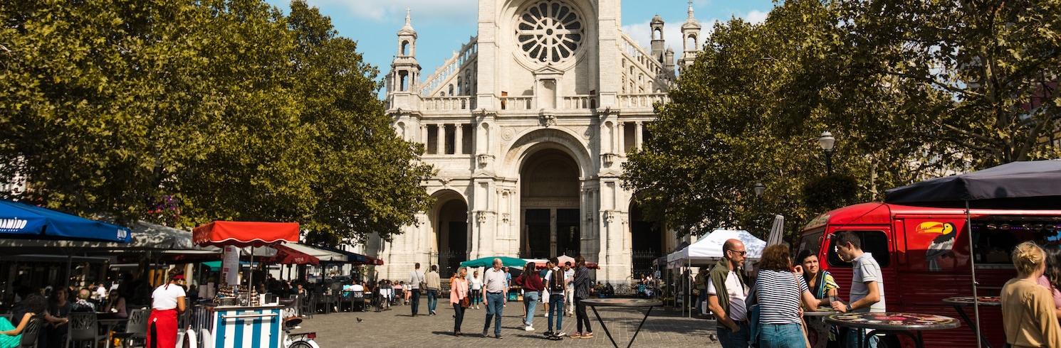 Sainte-Catherine, Belgio
