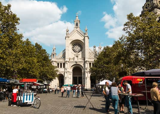 Sainte-Catherine, Belgia