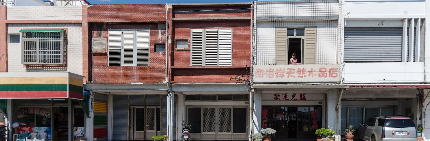 Eluanas, Taivanas