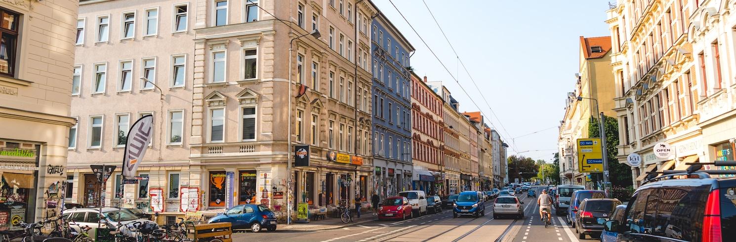 Leipzig, Þýskaland