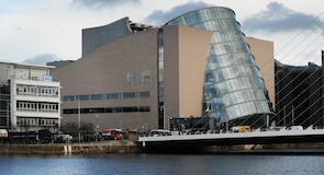 The Convention Centre Dublin (centrum kongresowe)
