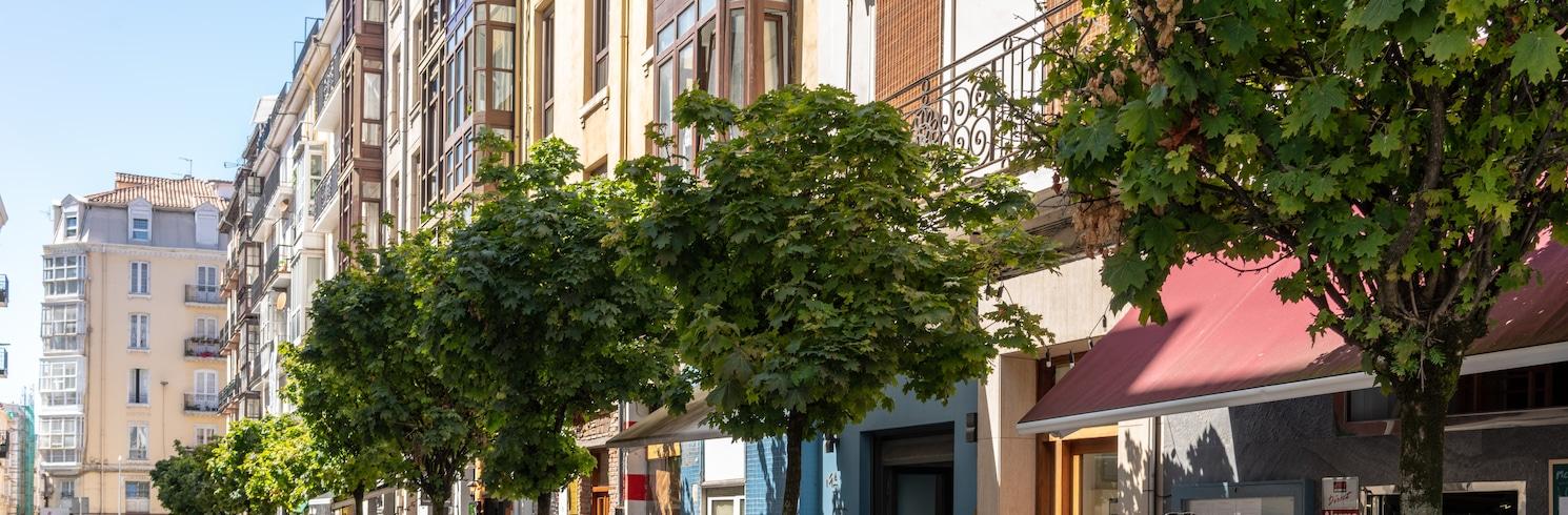 聖塔坦德, 西班牙