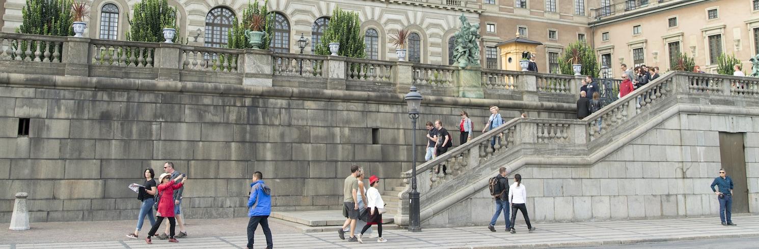 Central Stockholm, Sweden