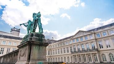 ベルギー王室図書館/