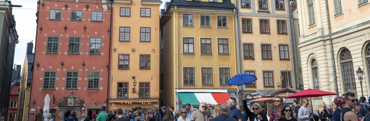 Stockholm-Zentrum, Schweden