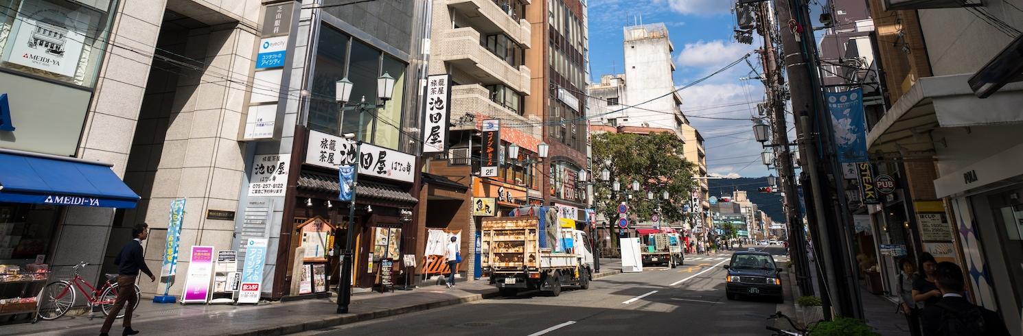 كيوتو, اليابان