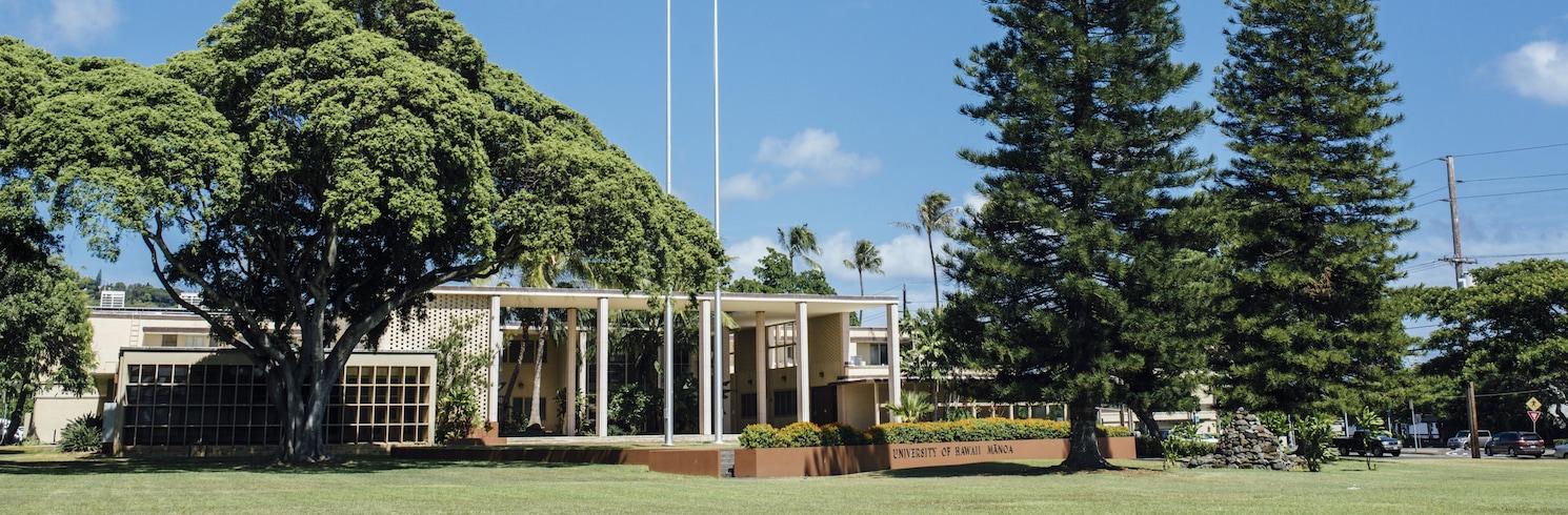 호놀룰루, 하와이, 미국