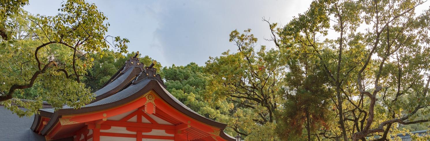福岡市, 日本