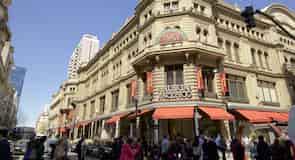 Торговый центр Galerias Pacifico