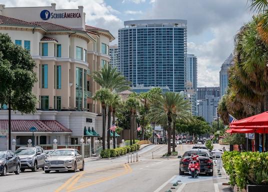 فورت لوديرديل, فلوريدا, الولايات المتحدة