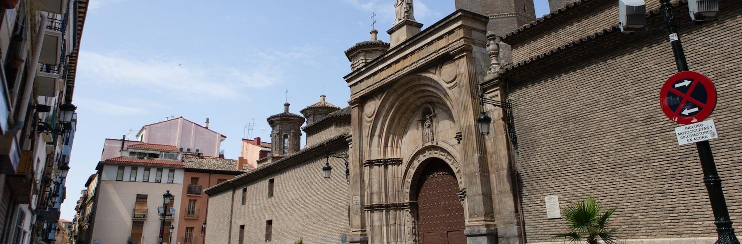 ซาราโกซา, สเปน