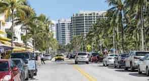 Ulica Ocean Drive