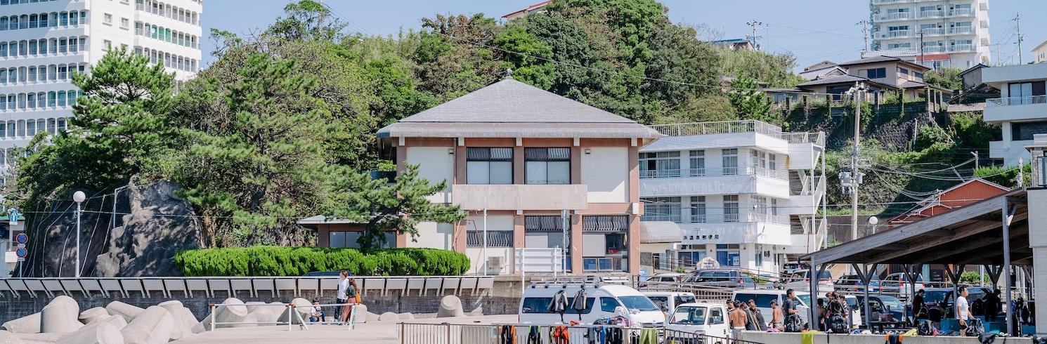 שיראהאמה, יפן
