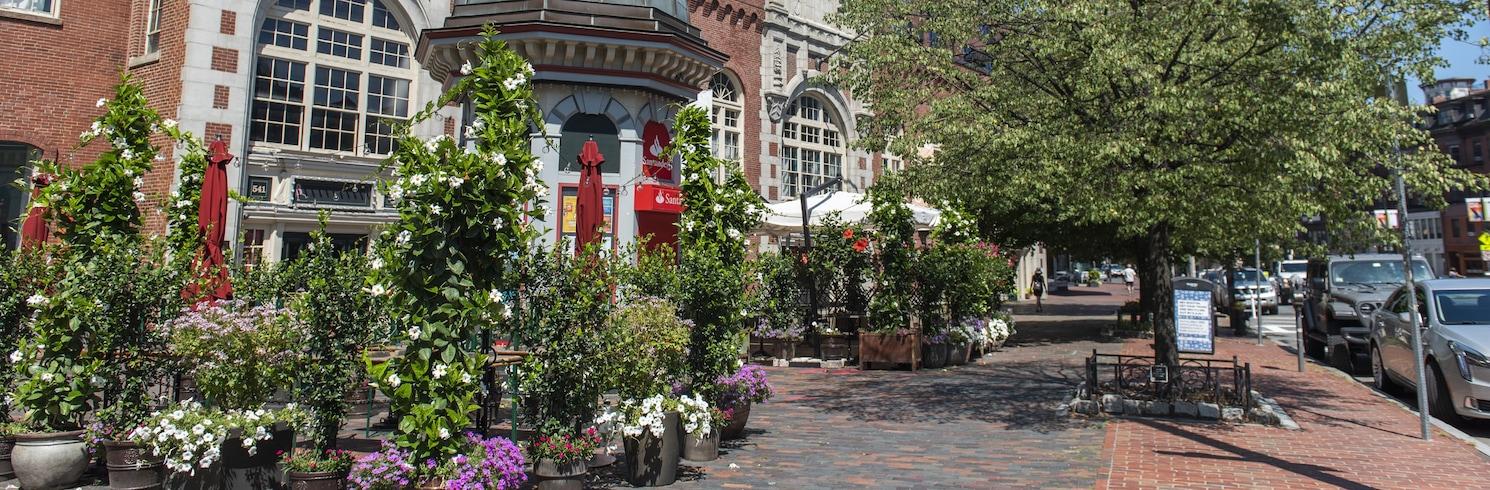 Boston, Massachusetts, Ameerika Ühendriigid