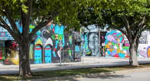 Čtvrť Wynwood Art District