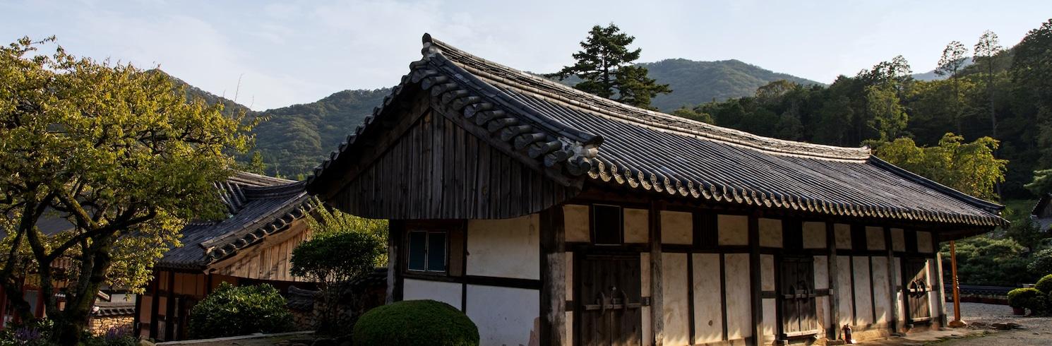 Suncheon (and vicinity), South Korea