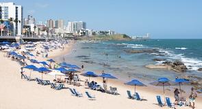 Plaža Farol da Barra
