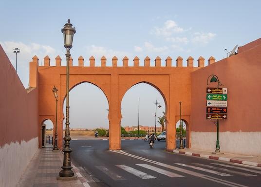 馬拉喀什, 摩洛哥