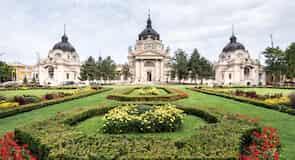 Thermes Széchenyi