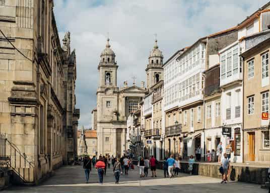 Santiago de Compostela, İspanya
