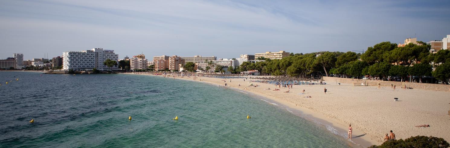 Palmanova, Spānija