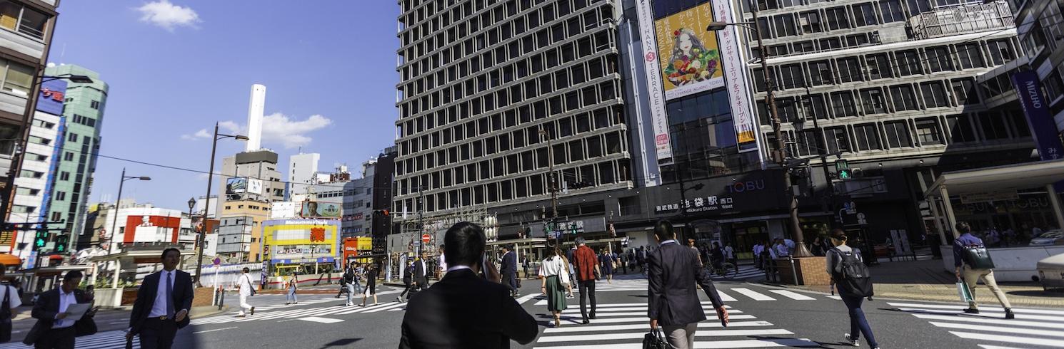 Tokija, Japāna