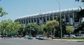 Stadion Estadio Santiago Bernabéu