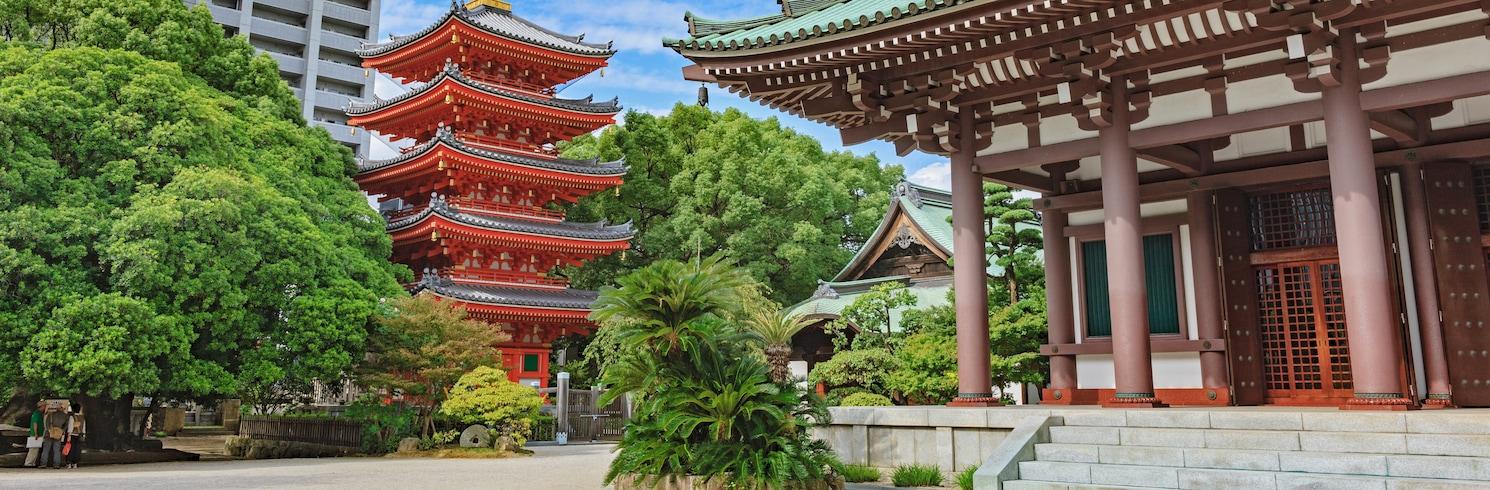 福岡, 日本