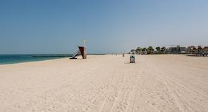 Джумейра, пляж