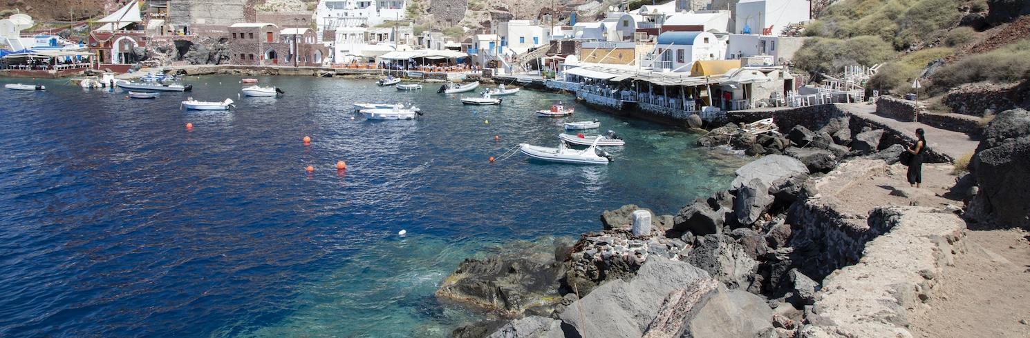 Oia, Görögország