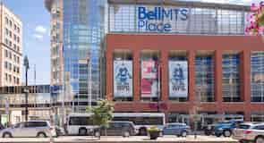 "Stadions ""Bell MTS Place"""