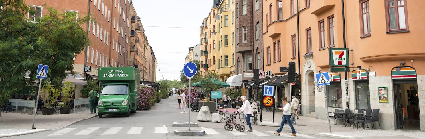 알바노, 스웨덴