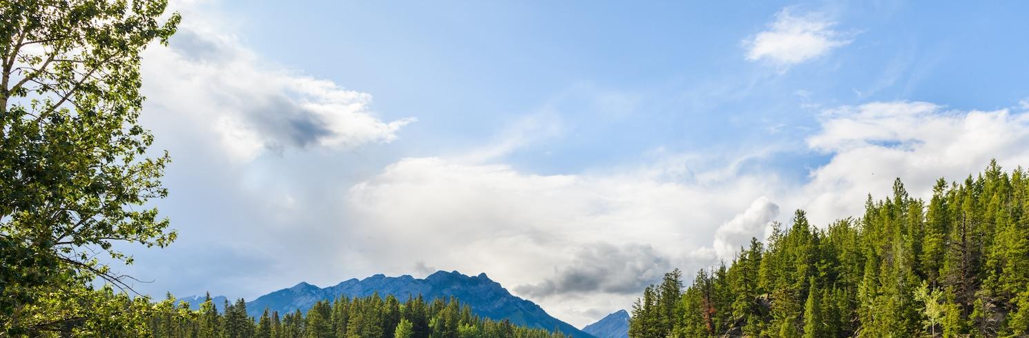 Banff, Alberta, Kanāda