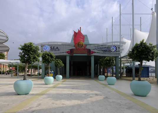 Resorts World Sentosa, Singapur