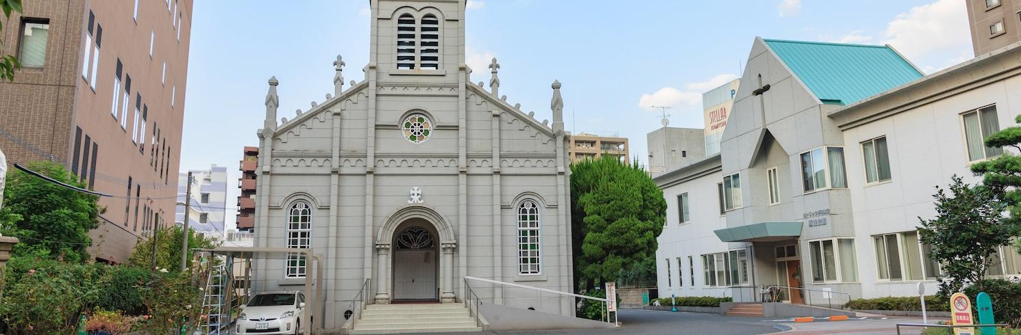 Kumamoto, Japonsko