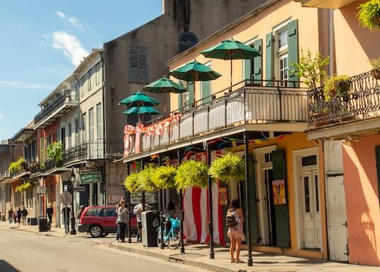 Vieux Carre District, Louisiana, Ameerika Ühendriigid