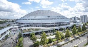 Nagoja Dome Baseball Stadion